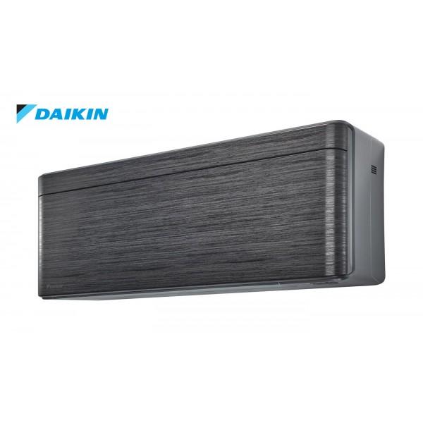 Инверторен климатик Daikin Stylish Черно Дърво FTXA-AT