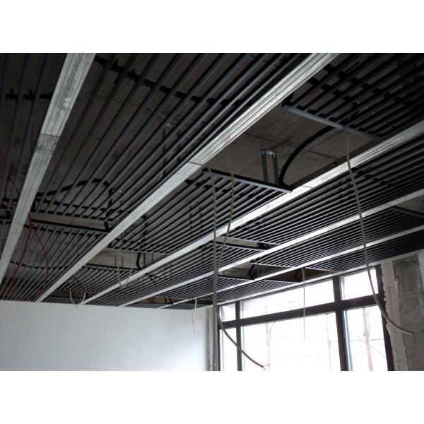 Aquatherm таванно охлаждане