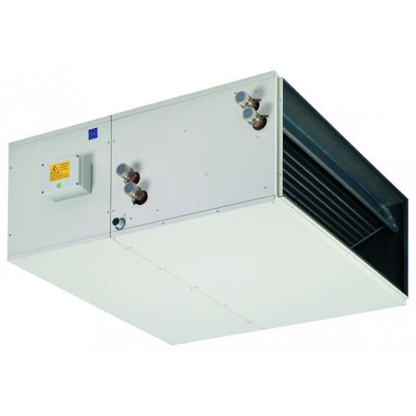 Високонапорен конвектор HCNA-D за открит монтаж 7kW - 68kW