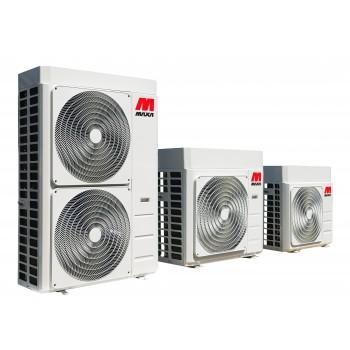 Инверторна термопомпа моноблок i-32 V5 4kW - 18kW